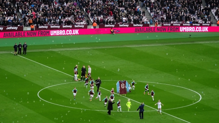 Que fase! West Ham 0x3 Burnley, em pleno London Stadium.
