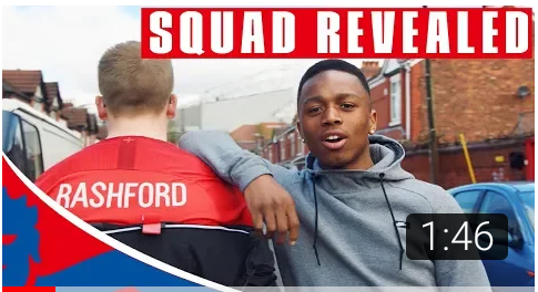 A jovem Inglaterra para a Copa2018