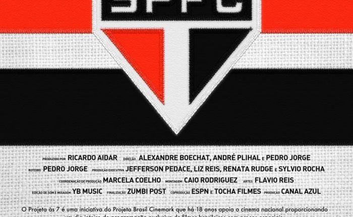 """""""Onde a Moeda Cai em Pé – A História do São Paulo FutebolClube""""."""