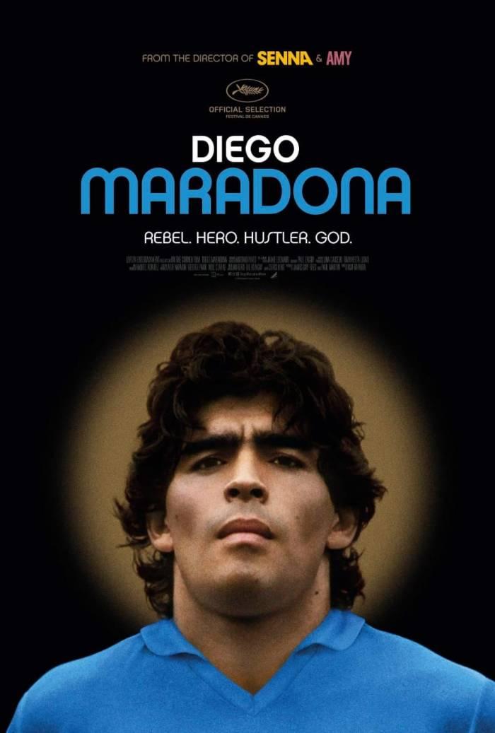 Maradona em Cannes