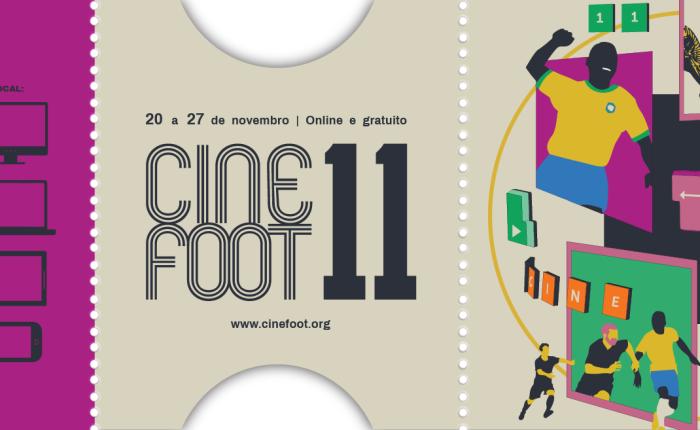 """Na rede: Cinefoot 11 passa todo online e começa com """"Loteca""""."""